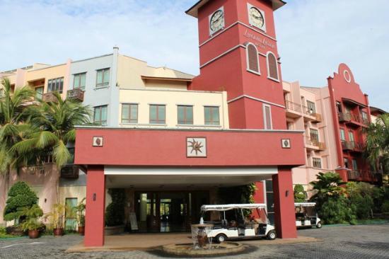 ลังกาวี ลากูน รีสอร์ท: LLR main entrance