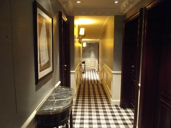 Hotel Keppler: CORREDOR