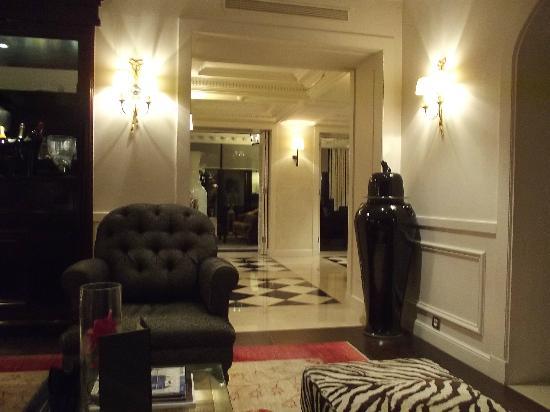 Hotel Keppler: LOBY