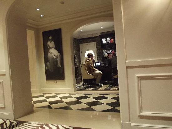 Hotel Keppler: RECEPCAO