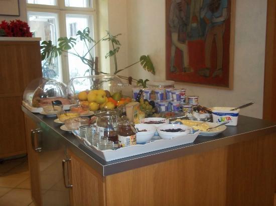 Pension Bornholmer Hof: Colazione (Breakfast)