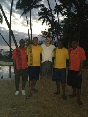 Mango Bay Resort Fiji: The awesome, lovely staff