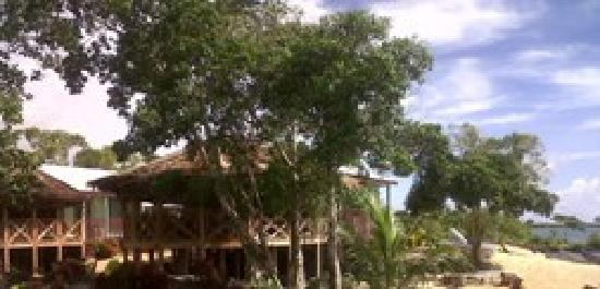"Bayview Resort : Our ""Afakasi Bungalows"" with Fale"