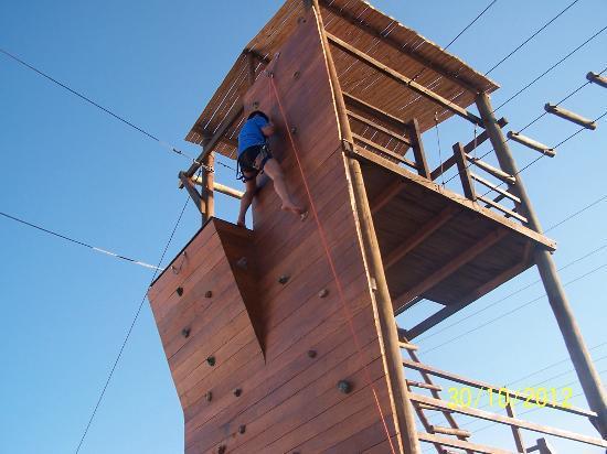 Resort La Torre : escalada