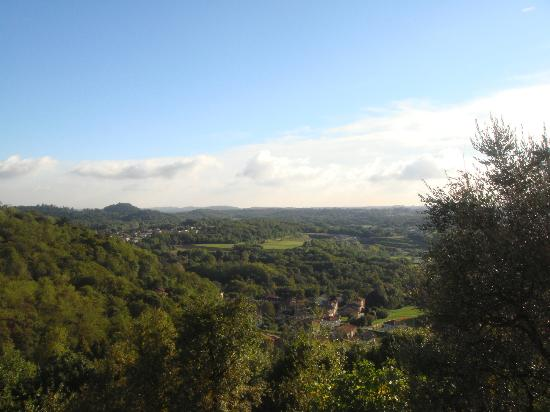 Cascina Rodiani - Green Hospitality : View from the family suite