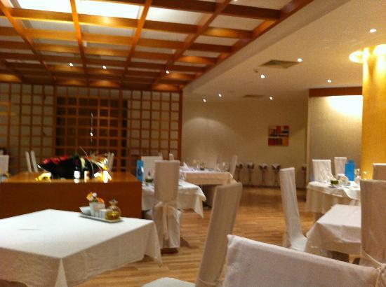 Hotel Calypso: A La Carte Restaurant