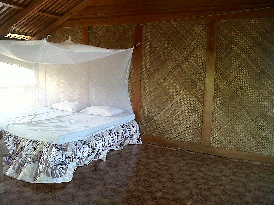"""Bayview Resort: The breezy open fale quarter """"Local Style""""..."""