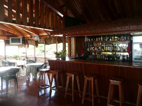 Bayview Resort: Our LavaRock Bar &  Restaurant