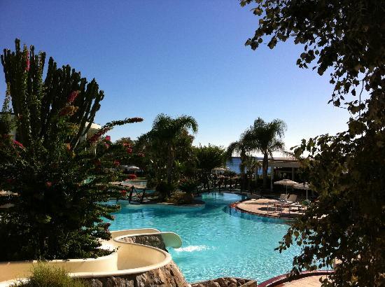 Hotel Calypso: Pool