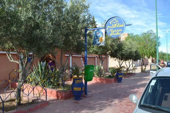 Le Petit Riad: The hotel
