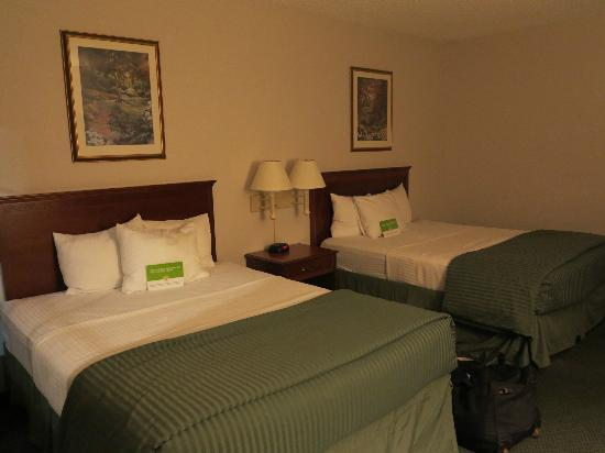 La Quinta Inn Cocoa Beach: Chambre