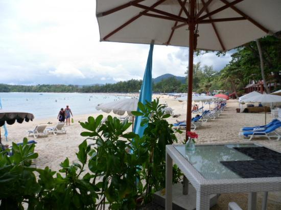 The Boathouse Phuket: Re Ka Ta Beach Club Restaurant