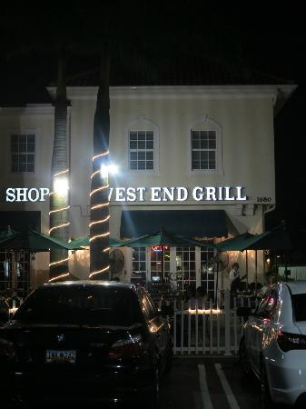 West End Grill : Grill