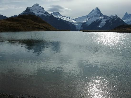Grindelwald, Szwajcaria: See the reflections!