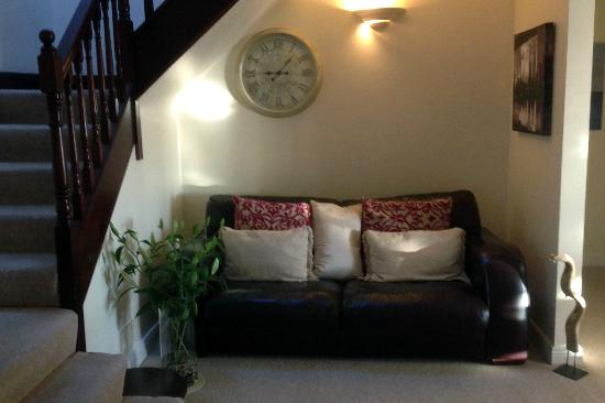 Landfall House Bed and Breakfast: tastefully decorated