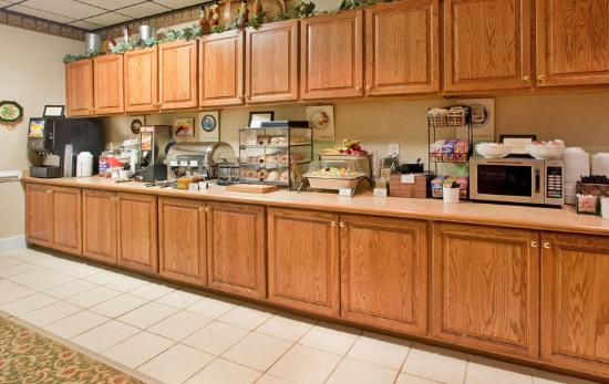Country Inn & Suites By Carlson, Summerville: CountryInn&Suites Summerville BreakfastRoom