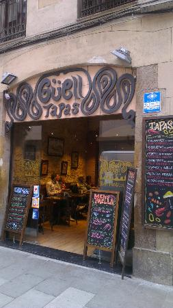 Guell Tapas