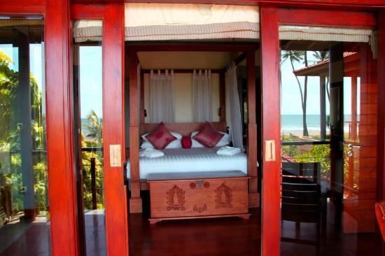 Serene Pavilions: Bedroom