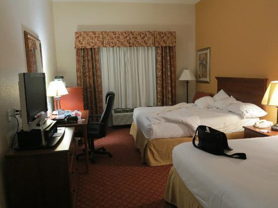 Holiday Inn Express Suites Ocala - Silver Springs : Chambre