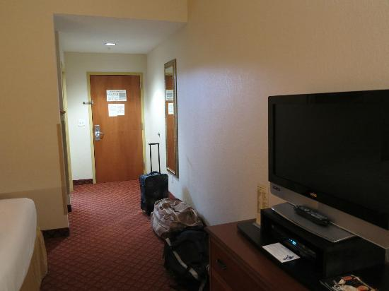 Holiday Inn Express Suites Ocala - Silver Springs: Chambre