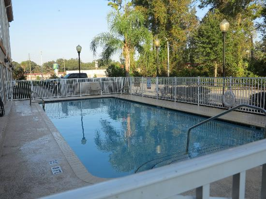 Holiday Inn Express Suites Ocala - Silver Springs: Piscine