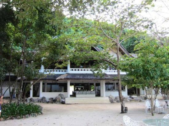Mangenguey Island: The Big House