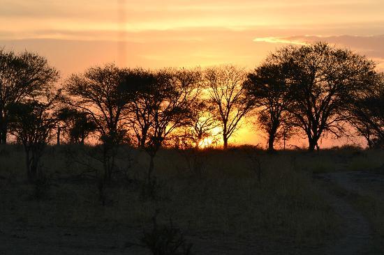 Olakira Mara River Camp, Asilia Africa: Spectacular Sunset