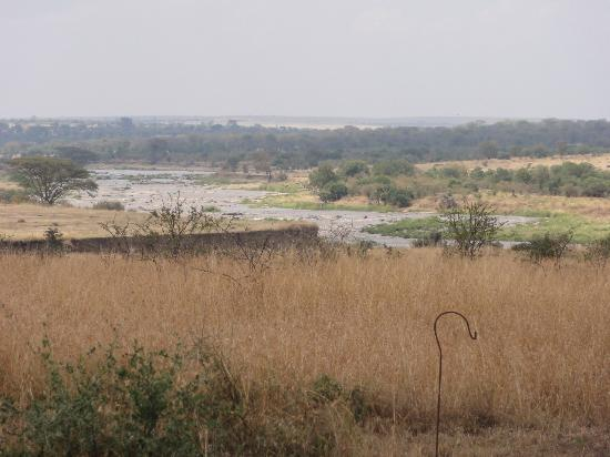 Olakira Camp, Asilia Africa: Mara River from camp
