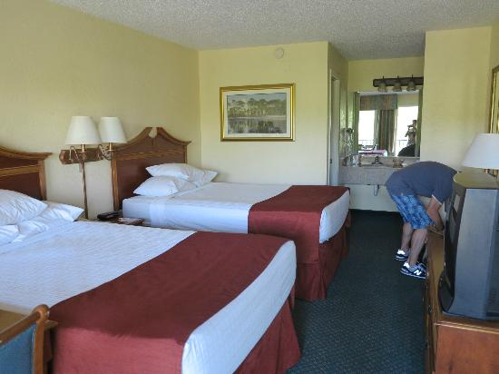 Best Western Crystal River Resort: Chambre