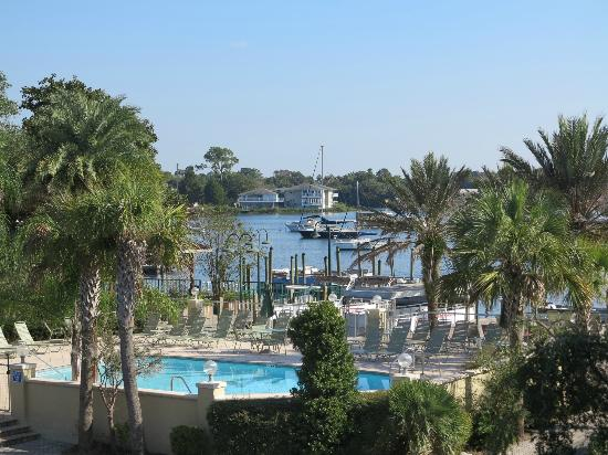 Best Western Crystal River Resort: Vue de la chambre
