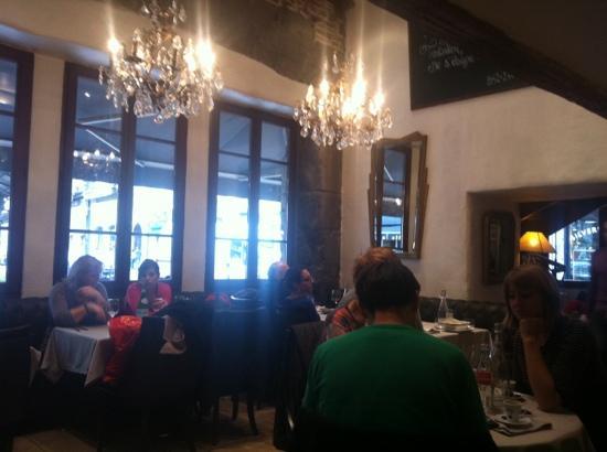 Restaurant LEpicurien, Place aux Herbes, Grenoble  Picture of L