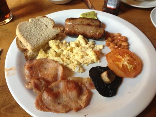 Shakespeare Tavern : breakfast wasn't worth the wait at all! was vile!