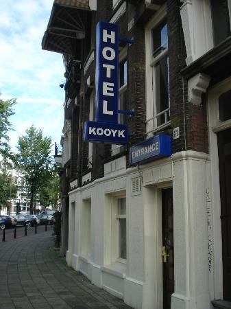 Kooyk Hotel: Hotel Entrance