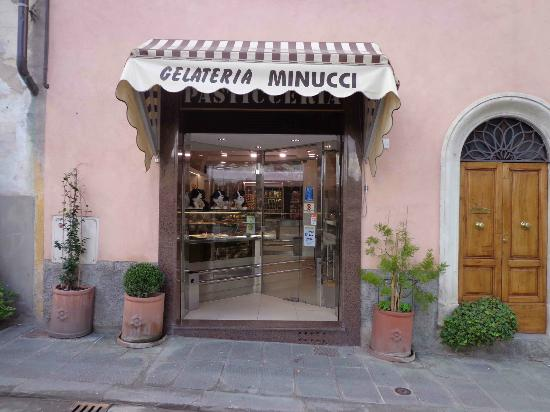 Pasticceria Minucci Aladino : Ingresso Pasticceria