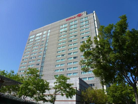 Hilton San Jose: 外観