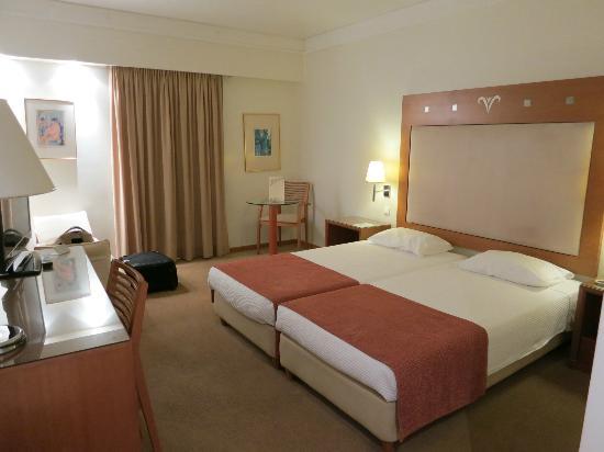 Atrion Hotel: Notre chambre