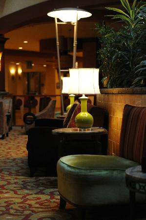 Embassy Suites by Hilton Nashville SE - Murfreesboro: Lobby