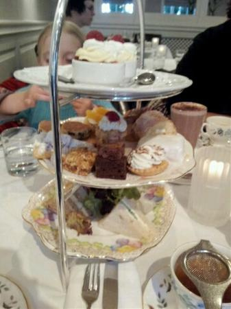 The Angel : Afternoon Tea