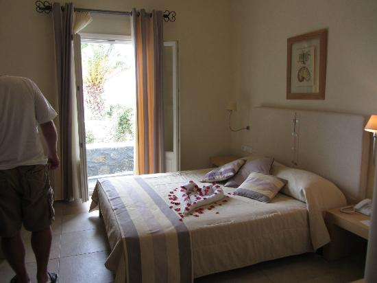 Vencia Hotel: Our room