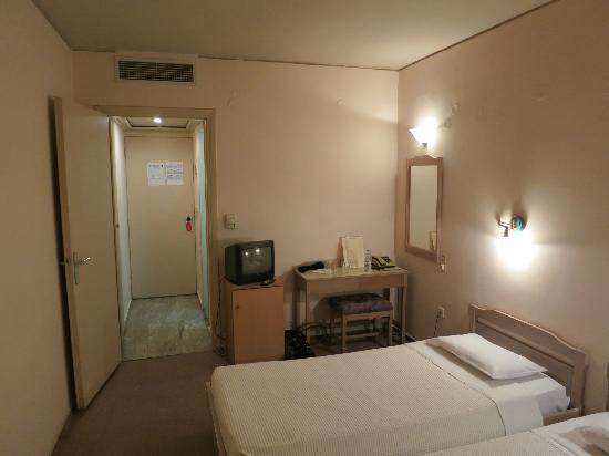 Brascos Hotel: chambre