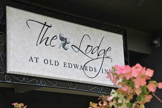 Old Edwards Inn and Spa : The Lodge