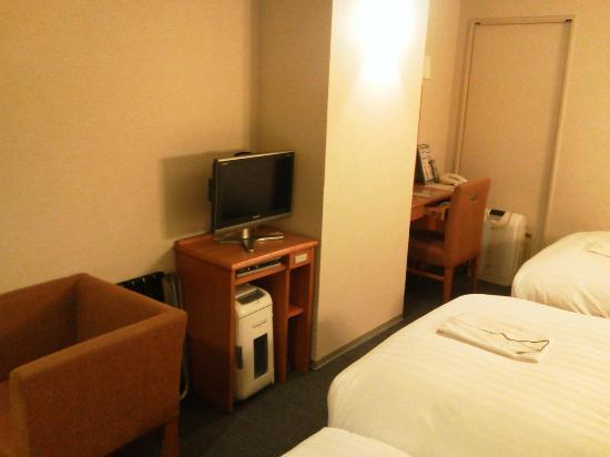 Hotel Premium Green Plus: 客室