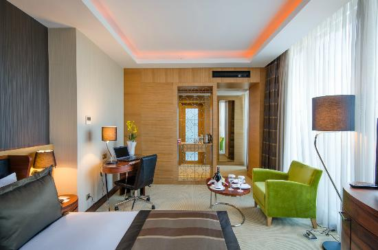 Rescate Hotel Asia: Executive Room