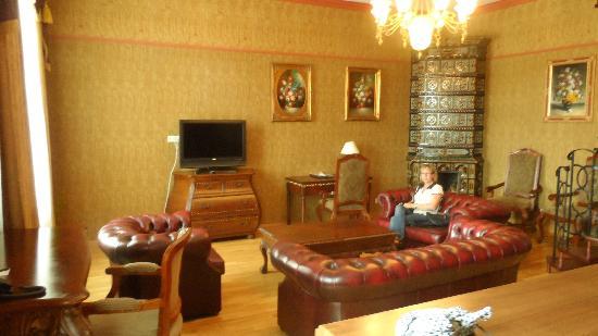 Hotel Garden Palace: Kungliga Sviten, Garden Palace