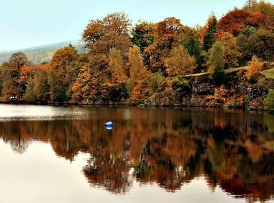 Goyt Valley: the valley