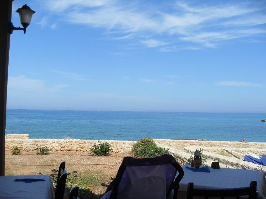 Restaurant Creta: View
