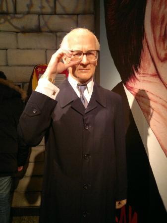 Madame Tussauds Berlin: Madame Tussauds.