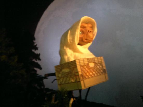 Madame Tussauds : ET.