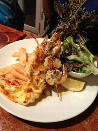 The Cray Seafood & Grill Restaurant: Crayfish Royale