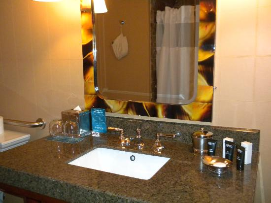 Kimpton Hotel Monaco Baltimore Inner Harbor: Accessible bathroom